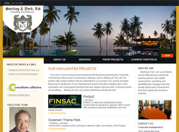 Client Website Image